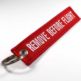 Key Chains 5pcs Sale! Red//White Rotary13B1 Remove Before Firing