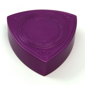 Anodized Purple 55mm by Rotary13B1 Aluminum Rotor Oil Cap